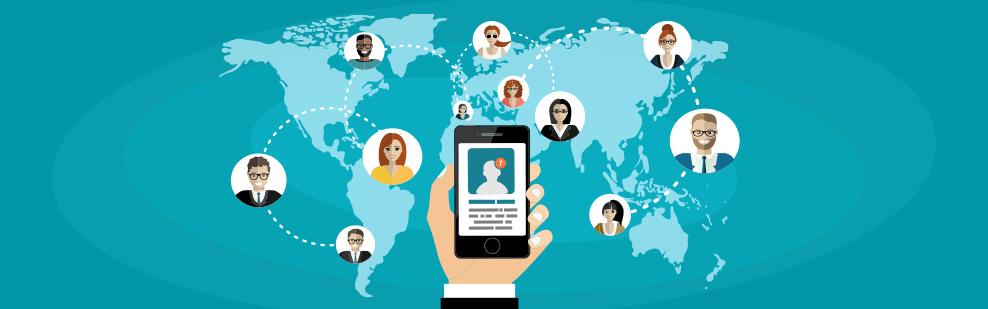 日本から世界に!SMSの国際送信機能を開始~世界中の携帯にSMS送信が ...
